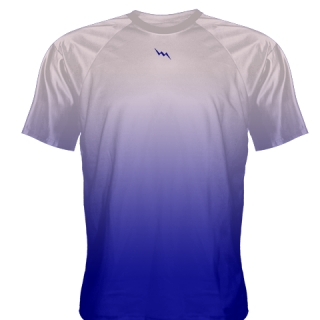 Royal Blue Ice Hockey Shirts