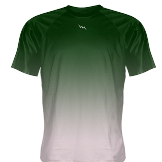 Forest Green Ice Hockey Shirts