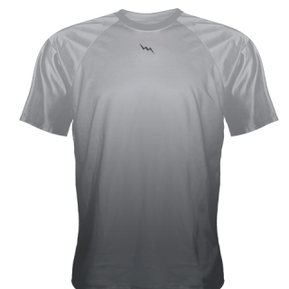 Charcoal Gray Ice Hockey Shirts