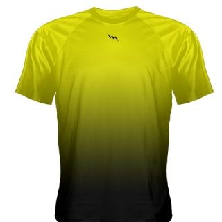 Yellow Hockey Shirts