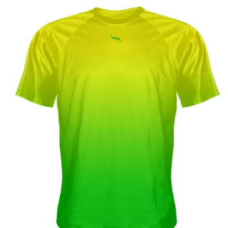 Neon Green Hockey Shirts