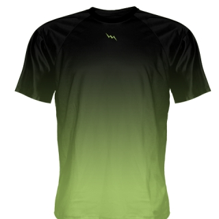 Lime Green Hockey Shirts