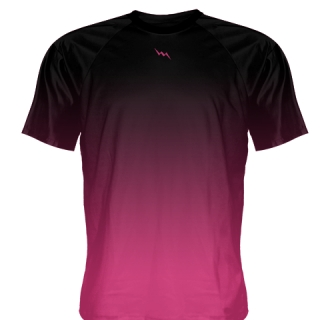 Hot Pink Hockey Shirts