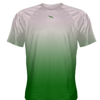 Dark Green Ice Hockey Shirts