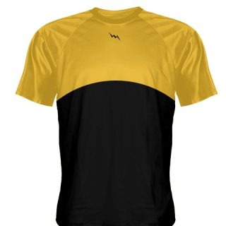 Athletic Gold Field Hockey Shirts