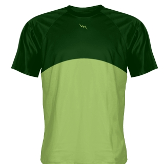 Dark Green Custom Field Hockey Shirts
