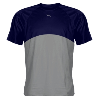 Navy Blue Girls Field Hockey Shirts
