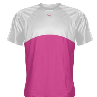 Hot Pink Custom Field Hockey Shirts