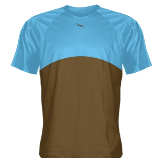 Brown Field Hockey Shirts