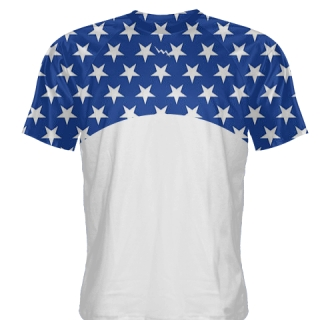 Blue Stars Field Hockey Shirt