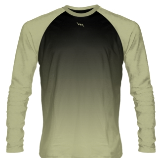 Vegas Gold Long Sleeve Field Hockey Shirts
