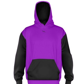 Purple Basketball Sweatshirts
