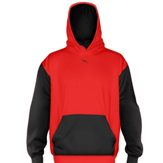 Red Basketball Sweatshirts