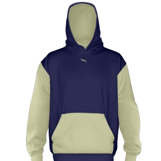 Navy Blue Basketball Sweatshirts