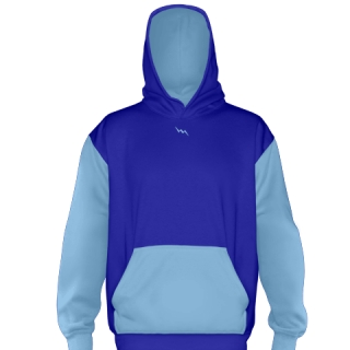Royal Blue Basketball Sweatshirts