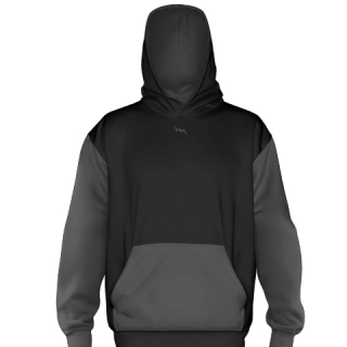 Black Basketball Hoodies