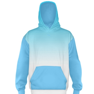 Powder Blue Basketball Sweatshirts