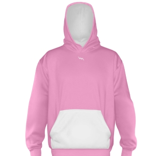 Pink Basketball Sweatshirts