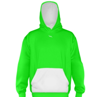 Neon Green Field Hockey Sweatshirts