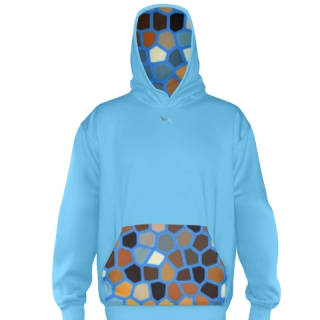 Light Blue Field Hockey Sweatshirts