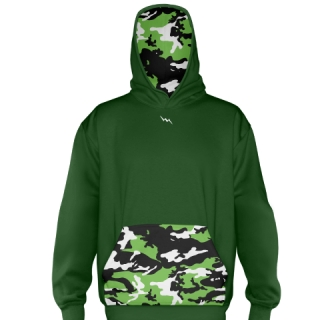 Dark Green Field Hockey Sweatshirts