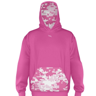 Hot Pink Field Hockey Sweatshirts