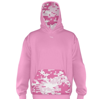 Pink Field Hockey Sweatshirts