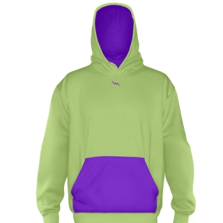 Lime Green Field Hockey Sweatshirts