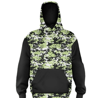 Digital Camo Field Hockey Sweatshirts