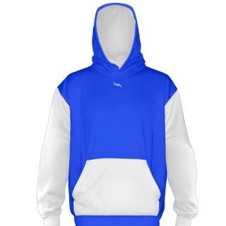 Royal Blue Soccer Sweatshirts