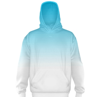 Powder Blue Soccer Sweatshirts