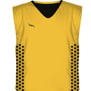 Athletic Gold Hockey Pinnies