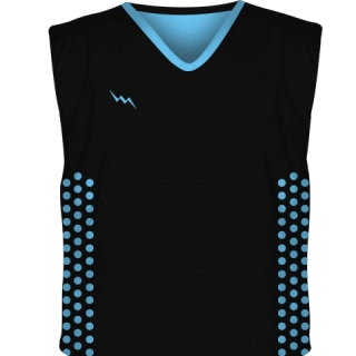 Black Ice Hockey Pinnies