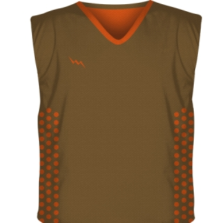 Brown Hockey Pinnies