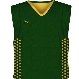 Dark Green Hockey Pinnies