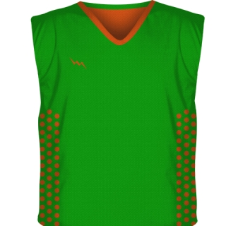 Kelly Green Hockey Pinnies