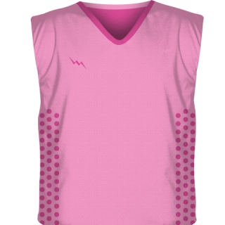Pink Hockey Pinnies