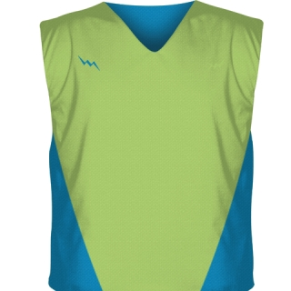 Lime Green Hockey Pinnies