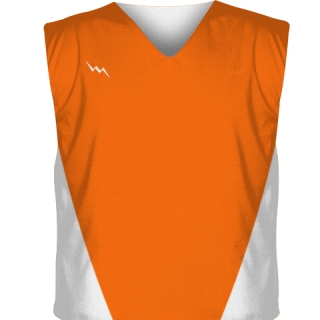 Orange Hockey Pinnies