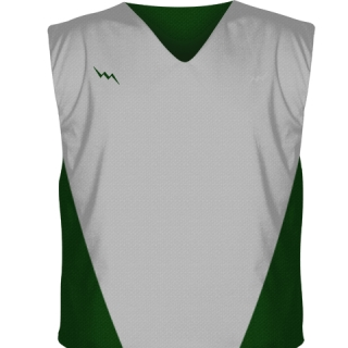 Silver Hockey Pinnies