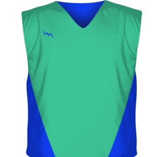 Teal Hockey Pinnies