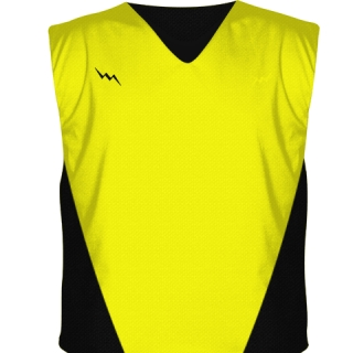 Yellow Hockey Pinnies