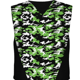 Camouflage Hockey Pinnies