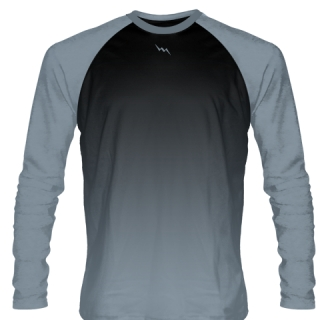 Sublimated Long Sleeve Football Shirts