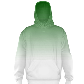 Forest Green Ice Hockey Sweatshirts