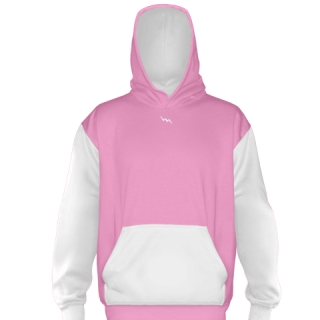 Pink Ice Hockey Sweatshirts