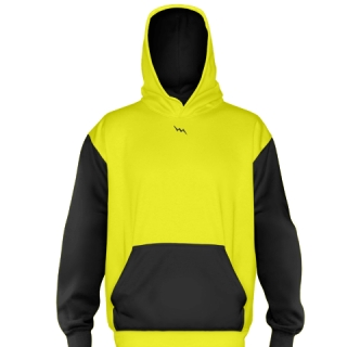 Yellow Football Sweatshirts