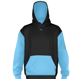 Powder Blue Football Sweatshirts