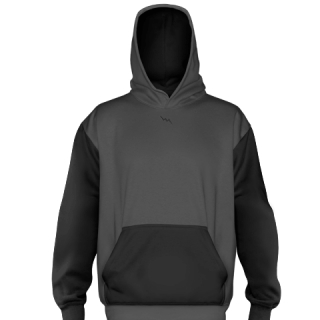 Charcoal Grey Football Sweatshirts