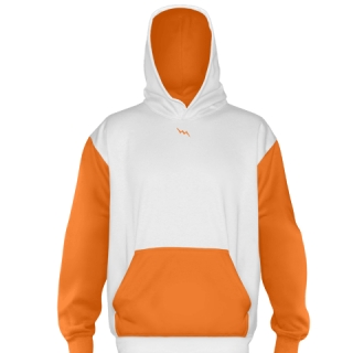 White Football Sweatshirts